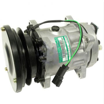 AC Compressor With Components